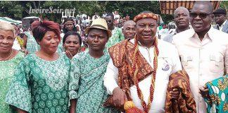 Adjoumani dans le canton Zikobouo à Gagnoa ce samedi 4 août 2018