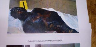 Un corps calciné retrouvé sous les décombres, preuve selon l'avocat d'une explosion à l'origine de l'effondrement