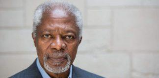 Kofi Annan est décédé ce samedi 18 août 2018