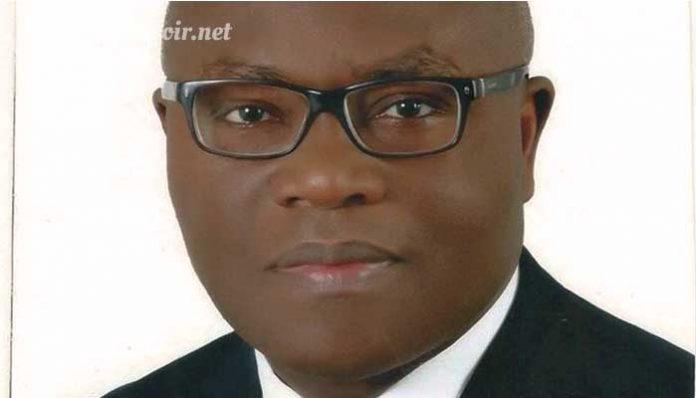 Amédée Dibahi Dodo, député PDCI d'Issia sous-préfecture