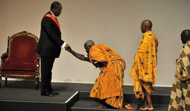 Les chefs baoulé qui ont apporté leur soutien à Alassane Ouattara, en 2010, à la demande d'Henri Konan Bédié se sont rendus à Daoukro, pour questionner le président du PDCI
