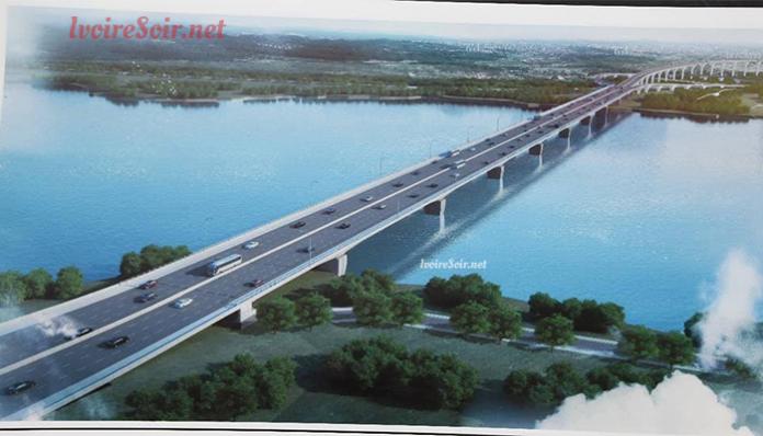 4ème pont d'Abidjan