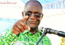 Maurice Kakou Guikahué, secrétaire exécutif en chef du PDCI