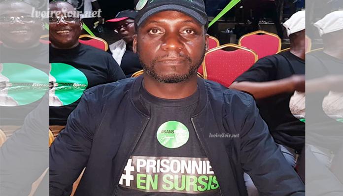 Jacques Ehouo Sans bruit au Plateau