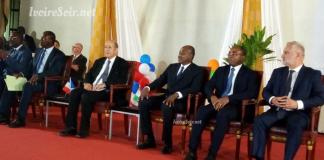 Coopération franco-ivoirienne