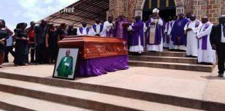 Enterrement Abouo N'Dori