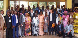 Séminaire foncier rural à Ouaga