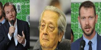 Emmanuel Marsigny, Jacques Vergès et Romain, trois avocats français recrutés par des politiques ivoiriens