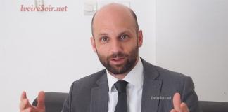 Florian Karner, représentant résident de la Fondation Konrad-Adenauer-Stiftung