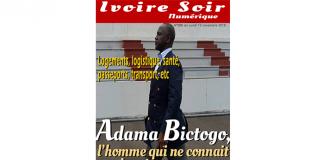 Ivoire Soir Numérique n°008 du lundi 12 novembre 2018