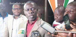 Jean Yves Abonga de l'IFCI
