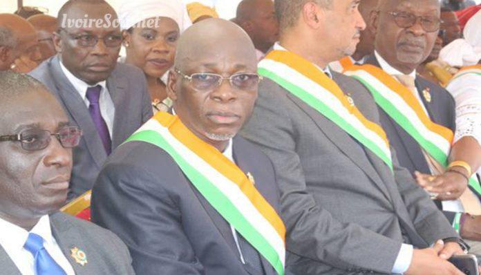 Yacouba Sangaré, député de Koumassi, membre du RACI