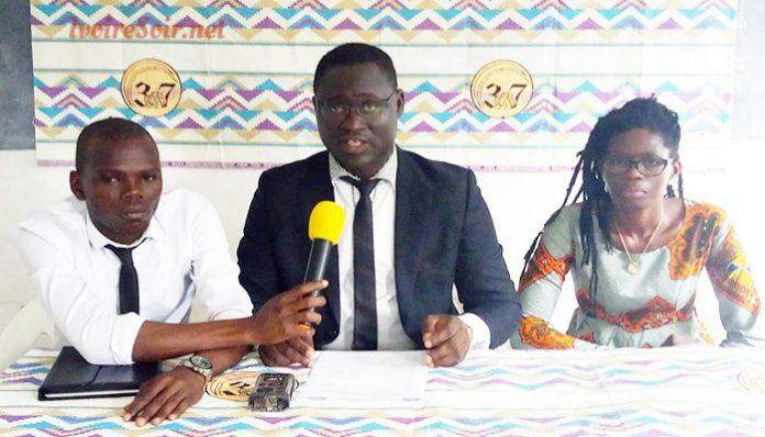 Nicolas Diby Kouassi, président du GIEHPCI