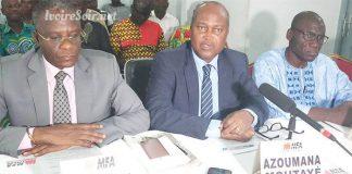 Haute direction du MFA tendance Moutayé