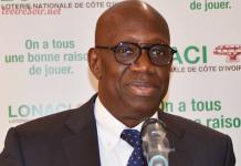 Dramane Coulibaly DG de la Lonaci