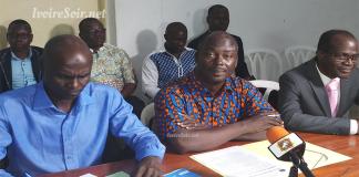 Edmond Koffi-Yéo Oumar et Me David Goba