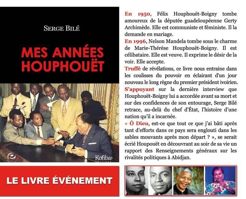 Mes années Houphouët