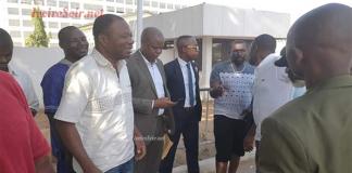 Damana Pickass libéré par les autotités policières ghanéennes, après 24h de détention