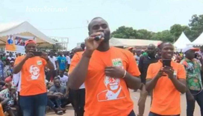Youssouf Doumbia a confirmé à Ferké, le samedi 30 mars 2019, les soupçons d'appartenance au RHDP qui pesaient sur lui, en dépit de tous ses démentis lors de la campagne municipale