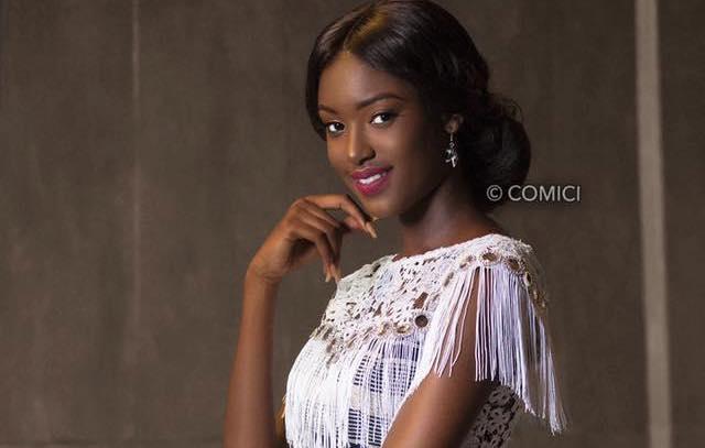 Gueye Tara, Miss Côte d'Ivoire 2019