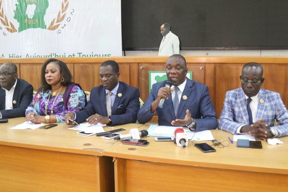Des députés demandent la délocalisation de la 45è session de l'APF à Abidjan