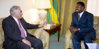 Forum Togo-UE 2019 DSK