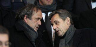 Platini-Sarkozy-Qatar