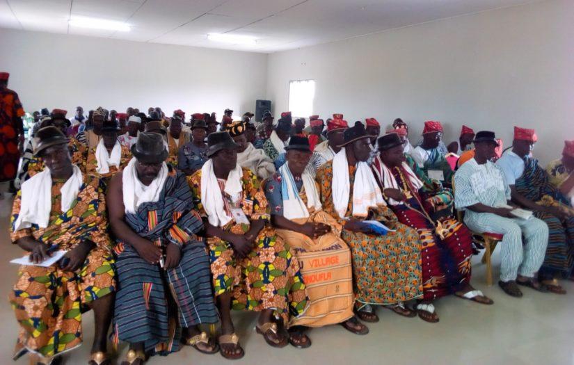 """Baoulifla: pour être chef de village, il faut """"être né d'un père lui-même né d'un père originaire du village"""""""