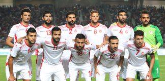 Tunisie Can 2019 liste des 23 joueurs convoqués par Alain Giresse