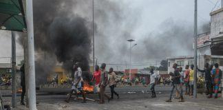 Affrontements Bénin