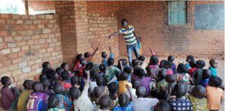 Ecole Centrafrique
