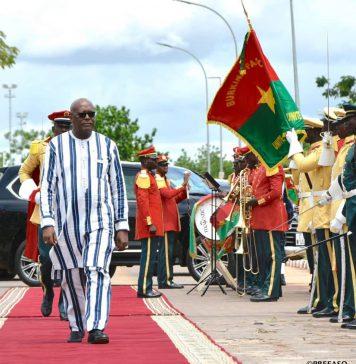 59 ans indépendance Burkina Faso