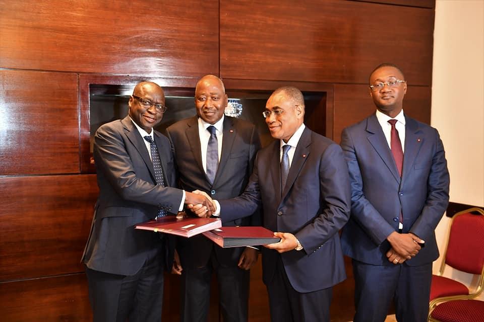 Renforcement des capacités du secteur public: la Côte d'Ivoire à l'école de la Banque mondiale