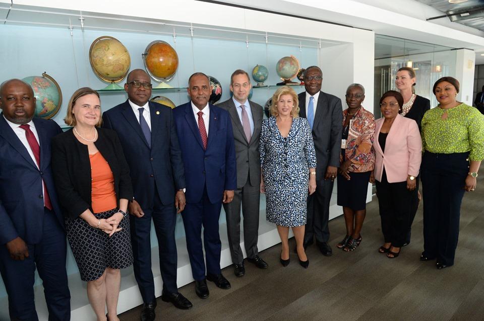 Embargo sur le cacao ivoirien: Dominique Ouattara à Washington à la recherche de solution