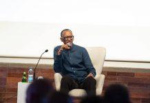 Paul Kagame, Président du Rwanda