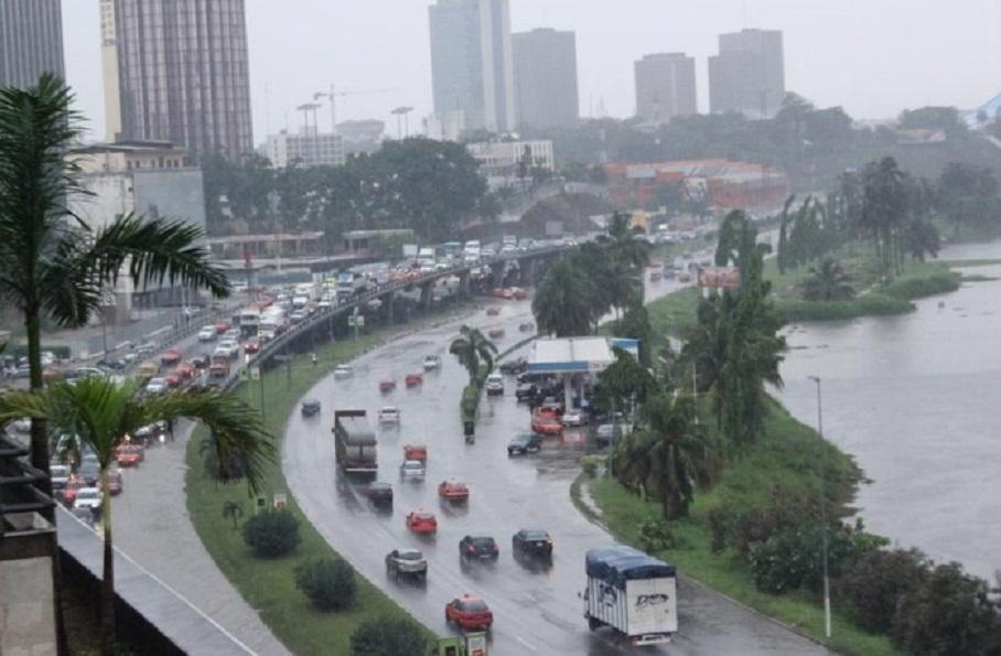 Côte d'Ivoire: Attention de fortes pluies avec orages prévues ce 11 au 13 octobre 2019
