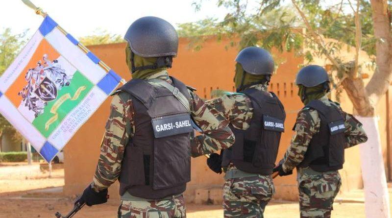 """Résultat de recherche d'images pour """"Attaque terroriste au Niger: 5 gendarmes tués à Abaré, 2019"""""""