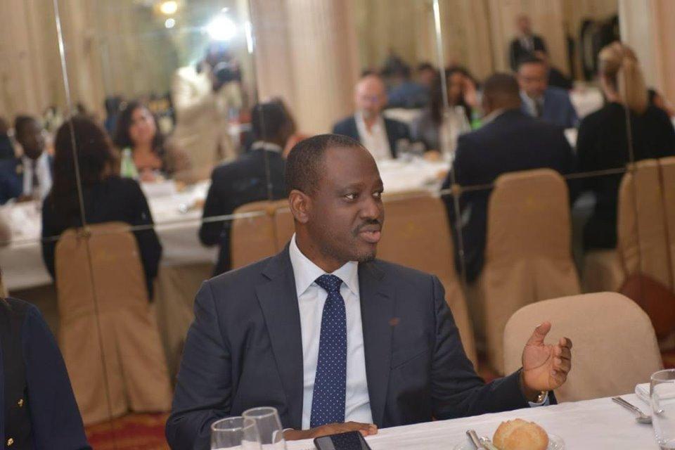 Soro et Gbagbo