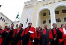Les magistrats algériens en grève illimitée