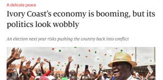 The Economist Ouattara