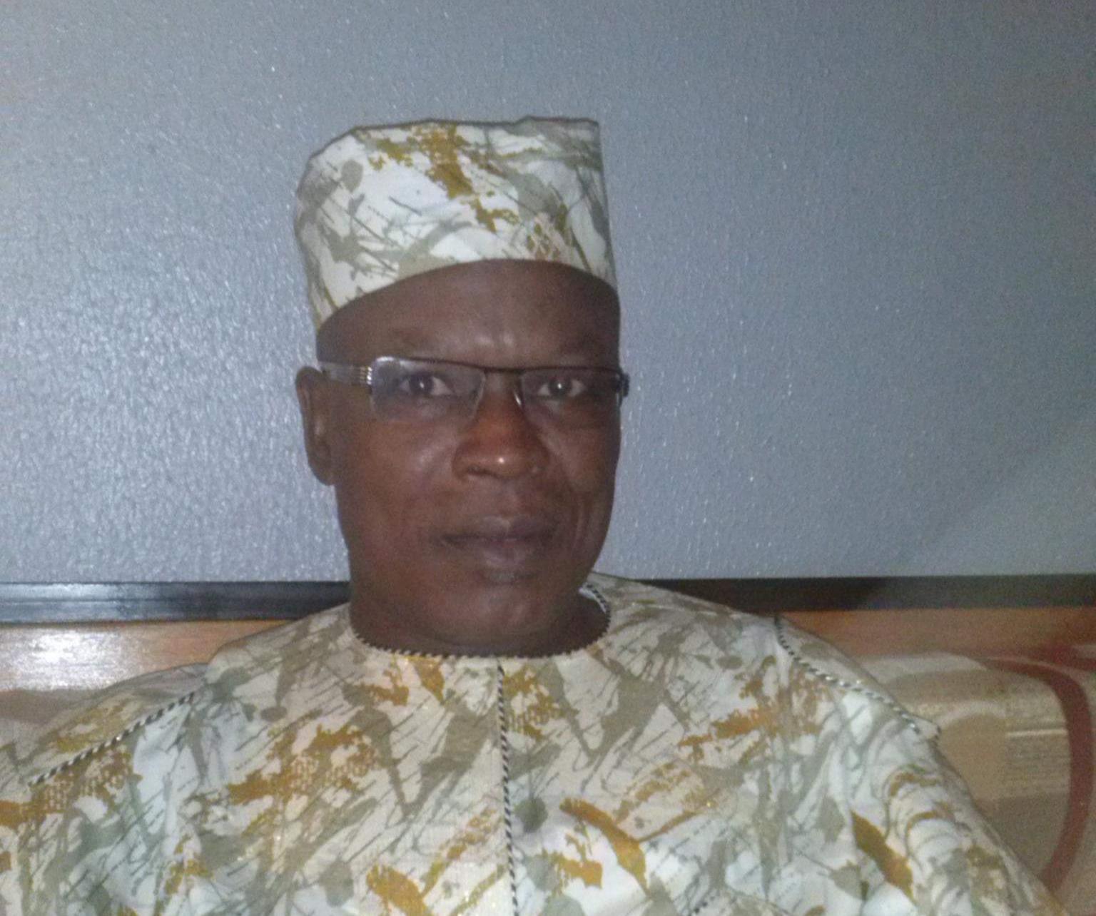 Candidature de Drogba validée : pour Barthelemy Inabo, c'est une forfaiture, les autres candidats devraient se retirer !
