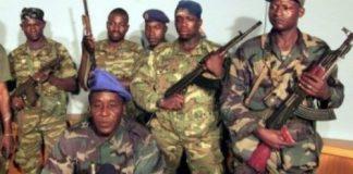 Coup d'Etat 1999 Côte d'Ivoire