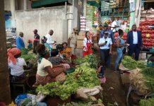 Marché Préfet Abidjan