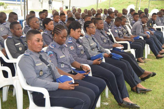 Gendarmes filles