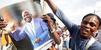 Meeting Gbagbo Ficgayo