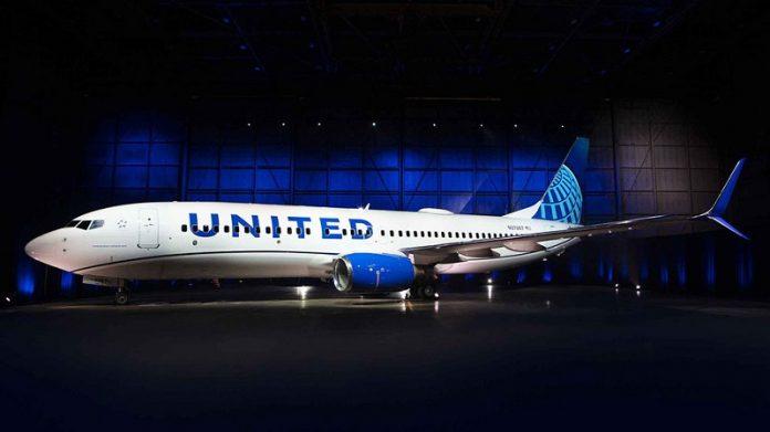 Vols Passagers United Airlines : Chine - Etats-Unis