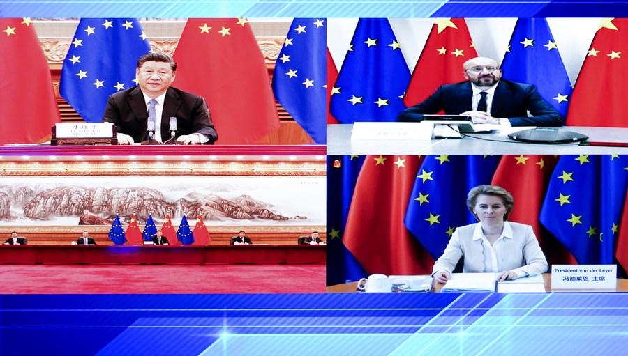 Les désaccords restent nombreux entre Pékin et Bruxelles — Sommet UE-Chine