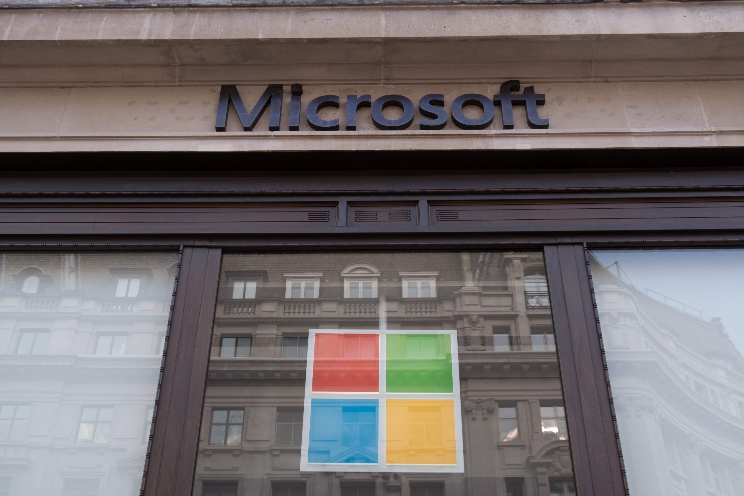 Microsoft décide de fermer la quasi totalité de ses magasins
