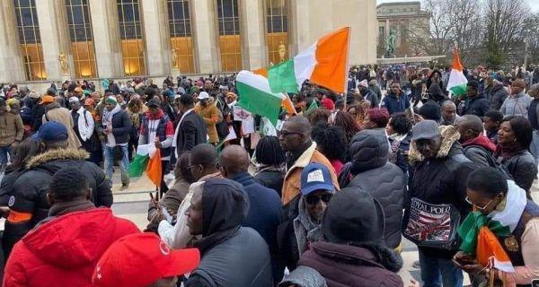 Paris se dresse contre un 3ème mandat de Ouattara - YECLO.com