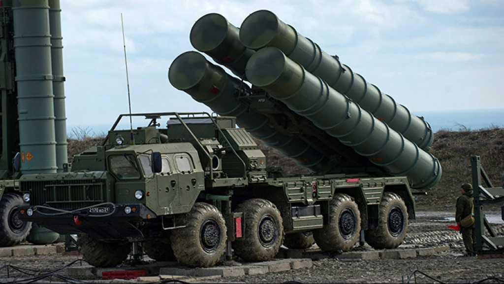 Erdogan confirme un essai du missile russe S-400 — Turquie